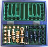 šachy dřevěné S-32 drewfil