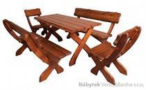 dřevěný zahradní nábytek MO230 pacyg