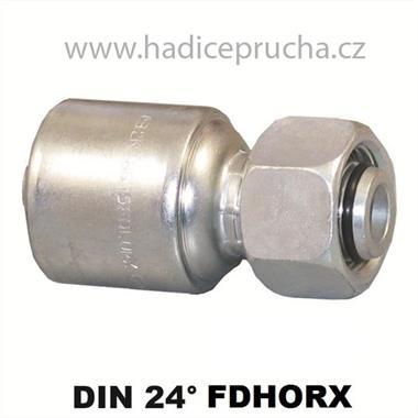 DIN 24° FDHORX