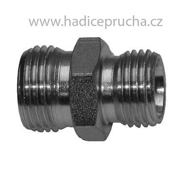 HSPR Hydraulická spojka redukovaná DIN 2353-24°