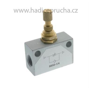 8850 - Škrtící ventil