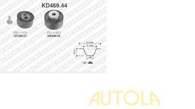 Rozvodová sada Peugeot Boxer, 2.2 HDi