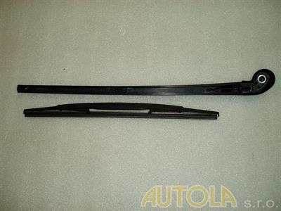 Zadní stěrač kompletní Škoda Fabia I 99-