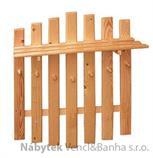 dřevěný věšák z masivu drewfilip 6