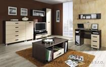 obývací pokoj, sektorový nábytek z dřevotřísky Maximus 2 maride