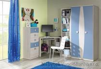 dětský pokoj Tenus 9 gibm