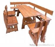 dřevěný zahradní nábytek MO264 pacyg