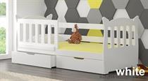 dětská dřevěná postel z masivního dřeva Lena adrk