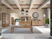 sektorový nábytek, obývací pokoj, jídelna z dřevotřísky Nevada gala