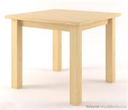 dřevěný jídelní stůl z masivního dřeva borovice Castello CAS-S-43 drewm