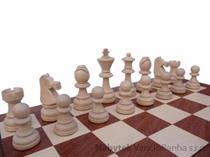 dřevěné šachy turnajové TOURNAMENT8 98 mad