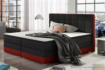 čalouněná dvoulůžková manželská postel Damaso eltapmeb