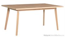 dřevěný jídelní rozkládací stůl Oslo 10 drewmi