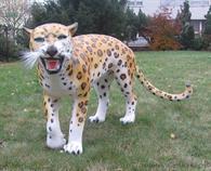 zahradní dekorace z polyesteru Gepard A282 welt