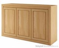 dřevěná buková komoda, prádelník z masivního dřeva buk KD407 pacyg