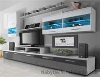 sestava nábytku obývací stěna z dřevotřísky Beta karol
