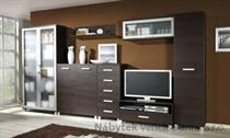 obývací pokoj, sektorový nábytek z dřevotřísky Maximus 1 maride