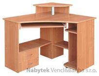 psací rohový stolek Slawek vanm