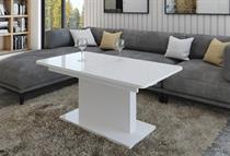 moderní konferenční stolek z dřevotřísky Opti X dolm