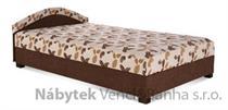 čalouněná jednolůžková postel s úložným prostorem Vigo 2 plus kubera