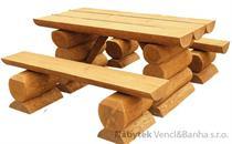 stylový dřevěný zahradní nábytek K011 jandr