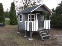 """dřevěná zahradní dekorace """"Dětský domek"""" N13 botodre"""