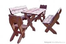 zahradní nábytek dřevěný K10 jandr