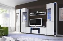 sektorový nábytek, obývací stěna z dřevotřísky Marco karol