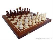 dřevěné šachy umělecké Perskie 99 mad