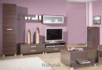 obývací pokoj, sektorový nábytek z dřevotřísky Maximus 3 maride