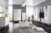 sektorový nábytek, obývací pokoj z dřevotřísky Lima karol