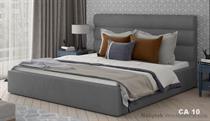 čalouněná dvoulůžková manželská postel Caramel eltapmeb