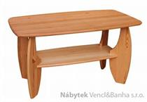 dřevěný konferenční stolek z masivního dřeva borovice drewfilip 19 Saporro