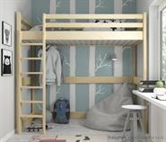 dřevěná patrová postel masivní Ania maršal