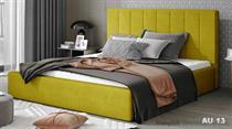 čalouněná dvoulůžková manželská postel Audrey eltapmeb