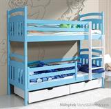 patrová postel Hugo meblano