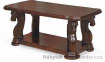dřevěný konferenční stolek Cavallo chojm