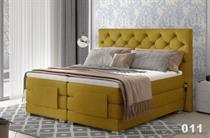 čalouněná dvoulůžková manželská postel Clover eltapmeb
