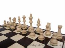dřevěné šachy turnajové OLIMPIJSKIE 122 mad