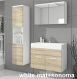 moderní sestava nábytku do koupelny Bonito adrk