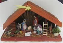 Vánoční Betlém střední 35