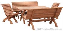 dřevěný zahradní nábytek  K07 jandr