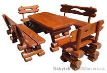 stylový dřevěný zahradní nábytek K021 jandr