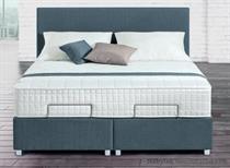 dvoulůžková čalouněná manželská postel Toronto lůžko MARIOT unar