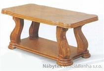 stylový konferenční stolek Lucca chojm