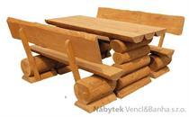 stylový dřevěný zahradní nábytek K010 jandr