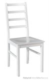 dřevěná jídelní židle z masivu Nilo 8D drewmi