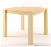 dřevěný jídelní stůl z masivního dřeva borovice Castello CAS-S-45 drewm