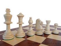 dřevěné šachy turnajové TOURNAMENT5 95 mad