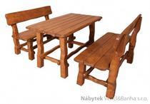 stylový dřevěný zahradní nábytek MO211 pacyg